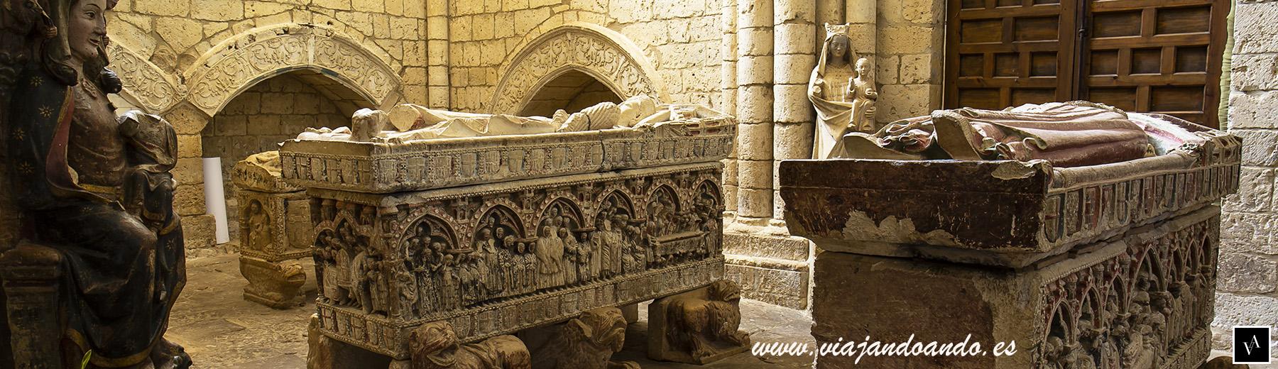 Santa María La Blanca de Villalcázar de Sirga, Palencia
